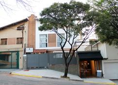 Hostel Grape Wine - Sao Paulo - Toà nhà