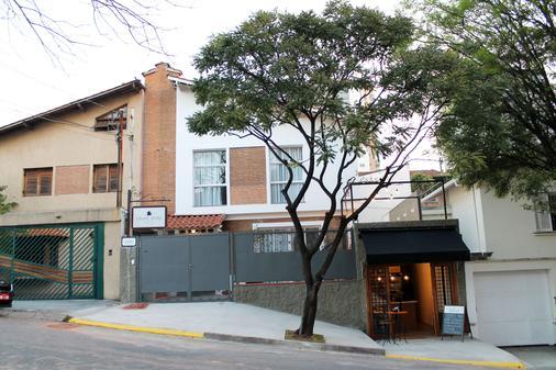 Hostel Grape Wine - Σάο Πάολο - Κτίριο
