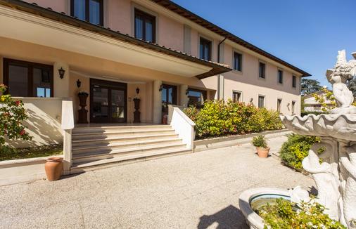 Hotel Alba Roma - Rome - Toà nhà