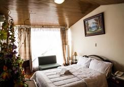 Hotel Pozo De Donato - Tunja - Bedroom