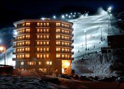 Araucaria Hotel & Spa - La Plagne-Tarentaise - Toà nhà