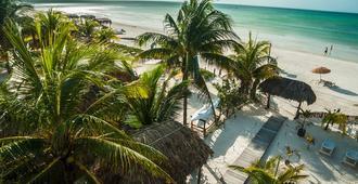 Villas Tiburon - Holbox - Spiaggia