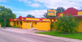Ramona Motel - Miami - Edificio