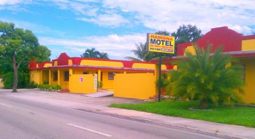 雷蒙娜汽車旅館 - 邁阿密 - 建築