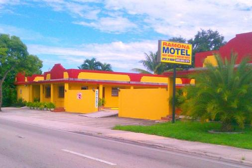Ramona Motel - Miami - Building