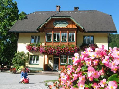 Pension Glitschnerhof - Aigen im Ennstal - Building