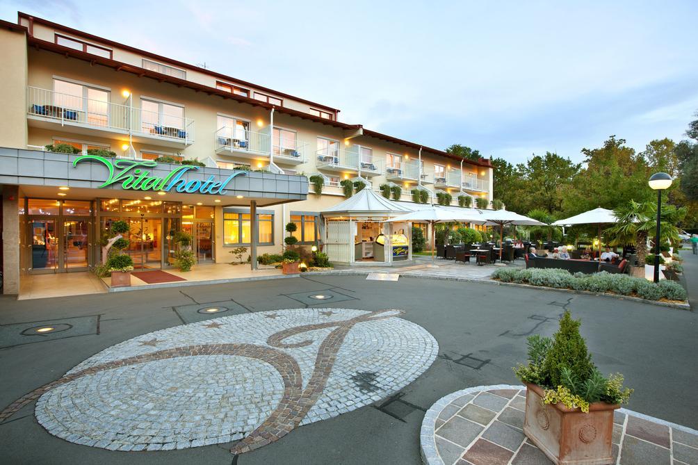 Familienhotel in Bad Radkersburg bei zarell.com