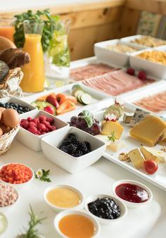 Dorfhotel Fasching - Fischbach - Buffet