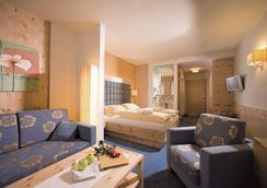 Dorfhotel Fasching - Fischbach - Bedroom