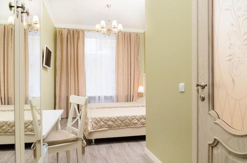 Chalet De Provence Kolomenskaya - Saint Petersburg - Bedroom