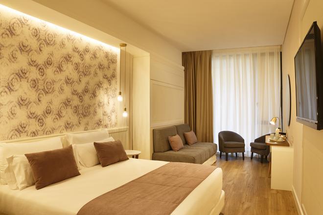 ICON BCN by Petit Palace - Barcelona - Schlafzimmer