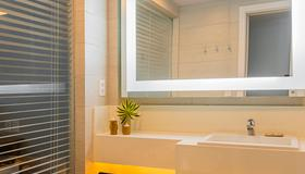 Praiano Hotel - Fortaleza - Bedroom