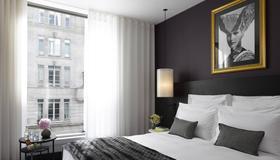 South Place Hotel - Londra - Camera da letto