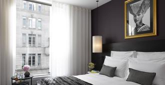 South Place Hotel - לונדון - חדר שינה