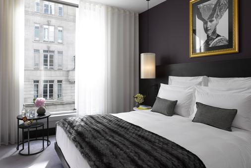 南廣場酒店 - 倫敦 - 倫敦 - 臥室