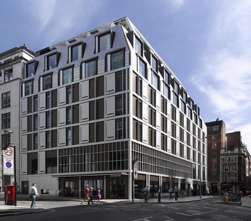 South Place Hotel - Λονδίνο - Κτίριο