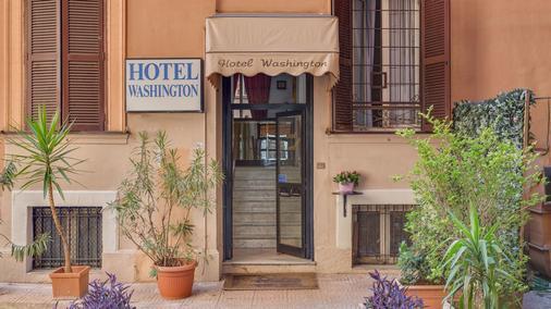 Hotel Washington - Ρώμη - Κτίριο