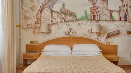 Hotel Washington - Ρώμη - Κρεβατοκάμαρα