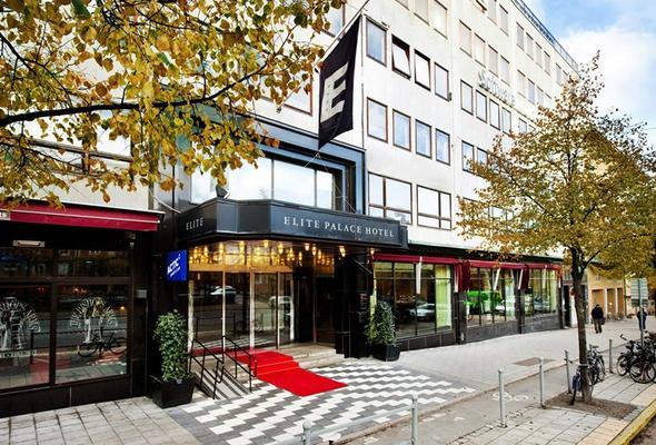 精英皇宮酒店 - 斯德哥爾摩 - 斯德哥爾摩 - 建築