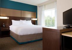 Residence Inn by Marriott Houston Springwoods Village - Spring - Schlafzimmer