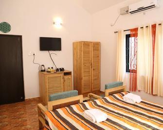 Baywalk Goa - Morjim - Bedroom