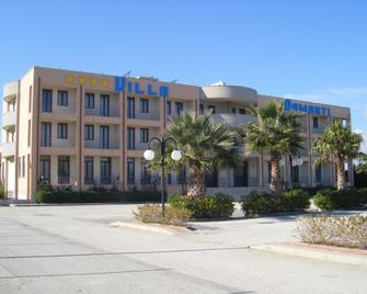 Hotel Villa Damanti - Licata - Building