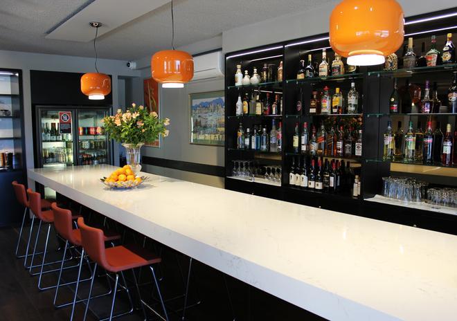 The Oriana, Orange - Orange - Sala de estar