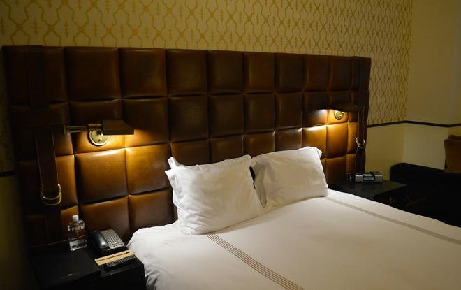 吉爾德大廈托普森酒店 - 紐約 - 紐約 - 臥室