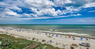 Atlantic Paradise Inn & Suites - מירטל ביץ' - חוף
