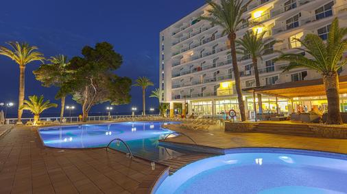Sirenis Hotel Goleta & Spa - 伊維薩鎮 - 游泳池