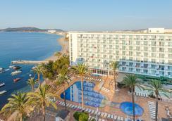 Sirenis Hotel Goleta & Spa - 伊維薩鎮 - 建築