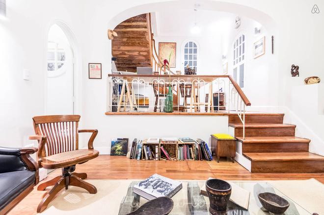 Autor I - Lima - Living room