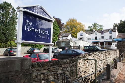 The Fisherbeck - Ambleside - Parking