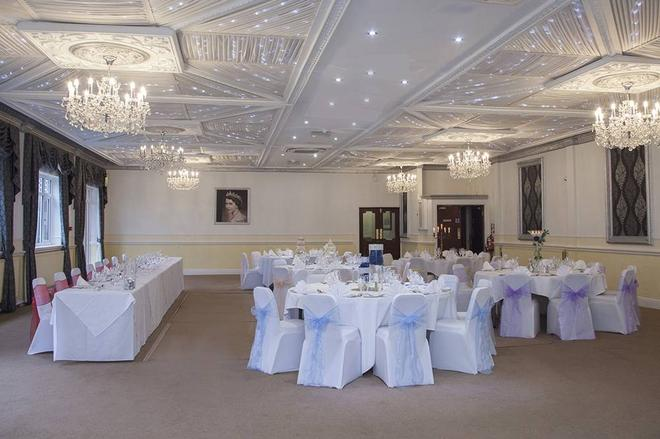 The Victoria Hotel Manchester By Compass Hospitality - Oldham - Sala de banquetes