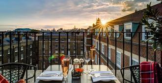 阿佩克斯頂點寺苑酒店 - 倫敦 - 倫敦 - 陽台
