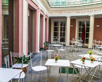 Hotel Terme Neronensis - Pozzuoli - Patio