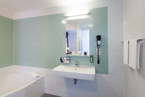 Hotel Stücki - Βασιλεία - Μπάνιο