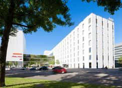 Hotel Stücki - Βασιλεία - Κτίριο