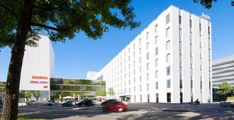 ベストウェスタン ホテル シュトュッキ - バーゼル - 建物