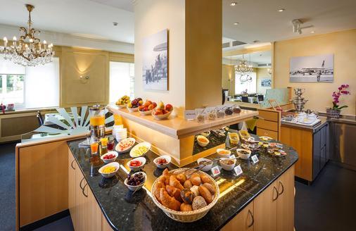 Hotel Coronado - Zurich - Buffet