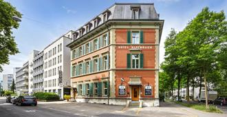 Hotel Restaurant Alpenblick - Bern - Building