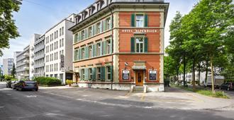Hotel Restaurant Alpenblick - Βέρνη - Κτίριο