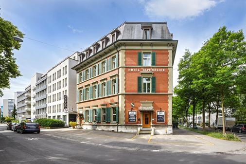 Hotel Alpenblick - Bern - Toà nhà
