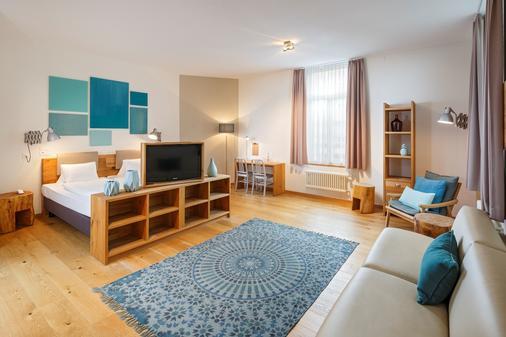Hotel Alpenblick - Bern - Phòng ngủ