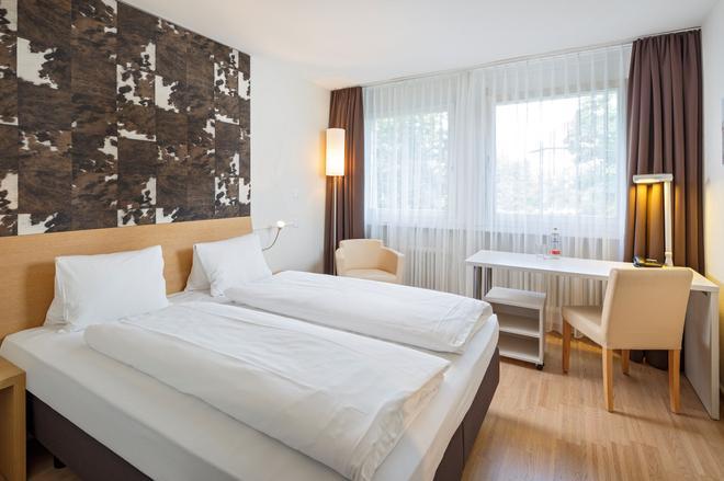 Hotel Restaurant Alpenblick - Bern - Bedroom