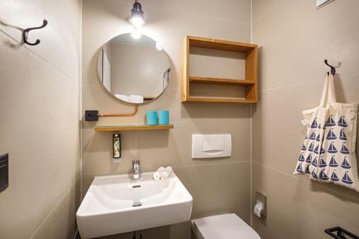 Hotel Alpenblick - Bern - Bathroom