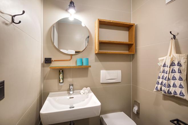 Hotel Restaurant Alpenblick - Bern - Bathroom