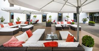Hotel Stücki - Basel - Lounge