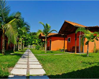Cabanas Termas Hotel - Gravatal - Gebouw