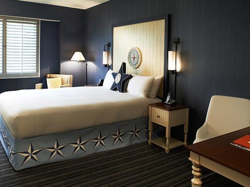 阿戈勞特飯店 - 舊金山 - 臥室